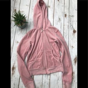 Juicy Couture Pink Sweatshirt Size Small